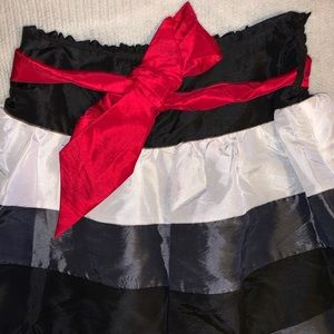 Candie's Bottoms - CANDIES HOLIDAY SKIRT ❤️🖤